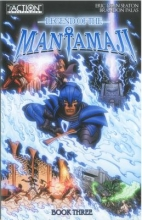 Seaton, Eric Dean Legend of the Mantamaji 3