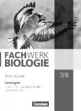 Hampl, Udo,   Oberschelp, Katrin,   Pohlmann, Anke,   Pondorf, Peter Fachwerk Biologie 7./8. Schuljahr Lösungen. Niedersachsen