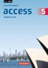 English G Access Abschlussband 5: 9. Schuljahr - Allgemeine Ausgabe - Wordmaster mit Lösungen