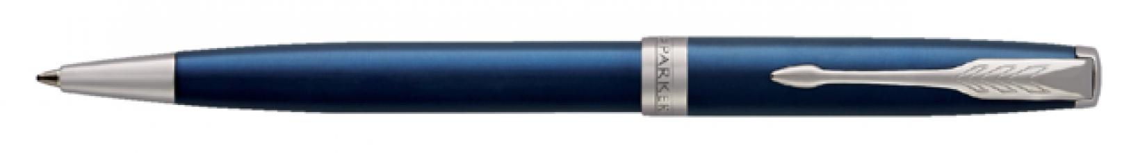 , Balpen Parker Sonnet blue lacquer PT