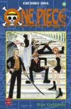 Oda, Eiichiro One Piece 06. Das Gelübde