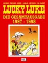 Morris Lucky Luke Gesamtausgabe 23 1997-1998
