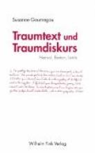 Goumegou, Susanne Traumtext und Traumdiskurs