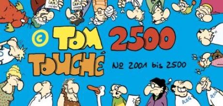 Tom Tom Touché 2500
