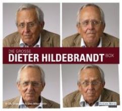Hildebrandt, Dieter Die groe Dieter Hildebrandt-Box