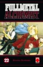 Arakawa, Hiromu Fullmetal Alchemist 22