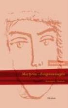 Ritsos, Jannis Martyres - Zeugenaussagen
