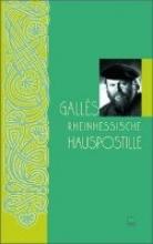 Gallé, Volker Gallés rheinhessische Hauspostille