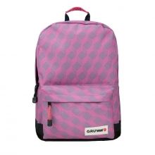 , DARE TO BE PINK BACKPACK MET LAPTOPVAK (GRUWW) 1X34,95