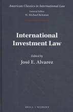 , International Investment Law