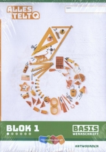 , Alles telt Q blok 1 t/m 6 groep 6 Antwoordschrift