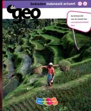 J.H.A.  Padmos, A.M.  Peters De Geo Gebieden Indonesie actueel havo tweede fase leer/opdrachtenboek