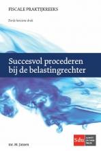 M. Jansen , Succesvol procederen bij de belastingrechter