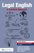 , Legal English, A Practical Approach