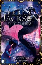 Rick  Riordan De strijd om het labyrint Percy Jackson en de Olympi?rs 4