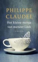 Philippe  Claudel Ulysses : Het kleine meisje van meneer Linh