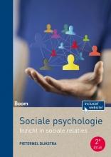 Pieternel  Dijkstra Sociale psychologie