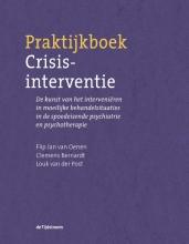 Louk van der Post Flip Jan van Oenen  Clemens Bernardt, Praktijkboek Crisisinterventie