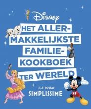 J.F. Mallet , Het allermakkelijkste familiekookboek ter wereld