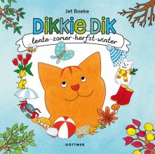Jet Boeke , Lente, zomer, herfst en winter