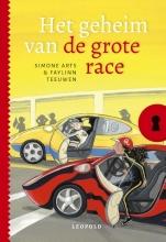 Faylinn Teeuwen Simone Arts, Het geheim van de grote race