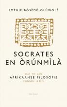Sophie  Oluwole Socrates en Orunmila