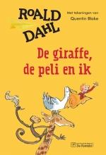 Roald  Dahl De giraffe, de peli en ik
