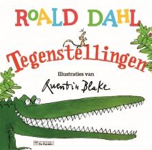 Quentin Blake Roald Dahl, Tegenstellingen