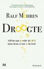 Ralf Mohren , Droogte