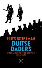 Frits  Boterman Duitse daders