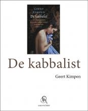 Geert  Kimpen De kabbalist (grote letter) - POD editie