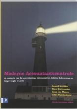 Aleid  Schilder Moderne Accountantscontrole