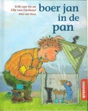 Elle van Lieshout Erik van Os, Boer Jan in de pan