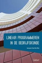 Jacques van der Elst , Lineair programmeren in de bedrijfskunde