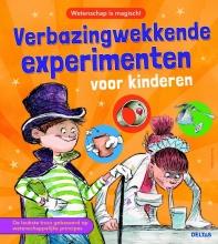 Hope  Buttitta Verbazingwekkende experimenten voor kinderen