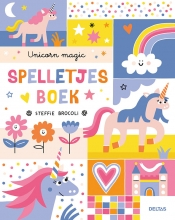 Steffi Brocoli , Unicorn magic spelletjesboek