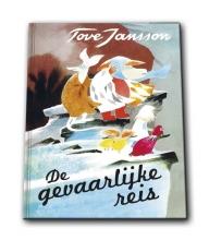Tove  Jansson De gevaarlijke reis