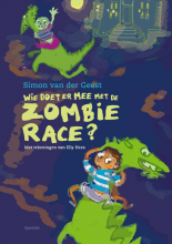 Simon van der Geest , Wie doet er mee met de zombie-race?