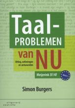 Simon Burgers , Taalproblemen van nu