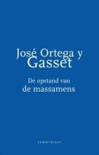 José Ortega y Gasset , De opstand van de massamens