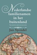 Jan  Spendel Nederlandse familienamen in het buitenland