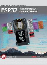 Dirk Ghysels , ESP32 programmeren voor beginners
