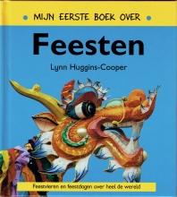 Lynn  Huggins-Cooper Mijn eerste boek over feesten