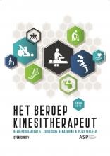 Sven Gondry , Het beroep kinesitherapeut