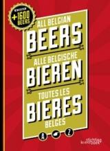 Jaak Van Damme , All Belgian beers, Alle Belgische Bieren, Toutes les bieres Belges