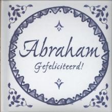 Abraham tegelboekje