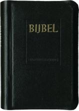 , Bijbel (SV) met kleursnee en duimgrepen