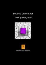 Herman Adèr , Sudoku quarterly