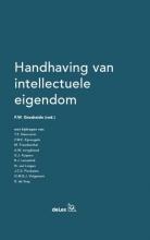 F.W.  Grosheide Handhaving van intellectuele eigendom