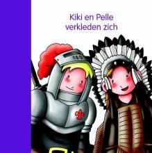 Jeannette Lodeweges , Kiki en Pelle verkleden zich